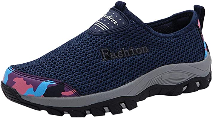 HLIYY Chaussures de Course Running Sport Compétition Trail