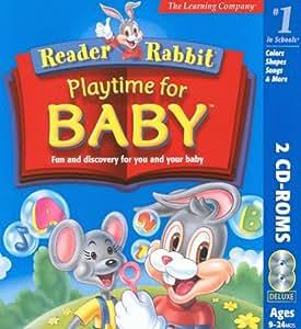 Amazon.com: Reader Rabbit: Playtime for Baby