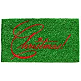 Home & More 121582436 Christmas Doormat, 24'' x 36'' x 0.60'', Multicolor