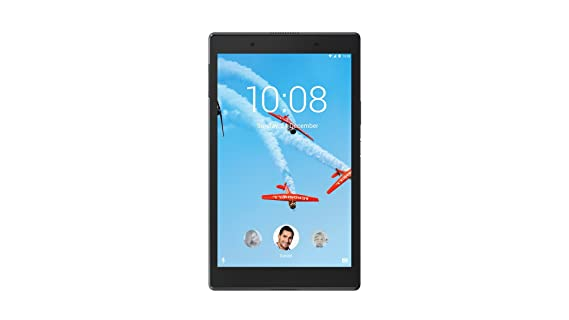 Lenovo Tab4 8 20,3 cm (8,0 Zoll HD IPS Touch) Tablet-PC (Qualcomm Snapdragon APQ8017, 2 GB RAM, 16 GB eMCP, Wi-Fi, Android 7.