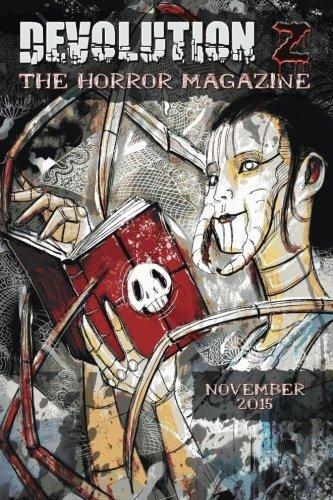 Devolution Z November 2015: The Horror Magazine (Volume 4)