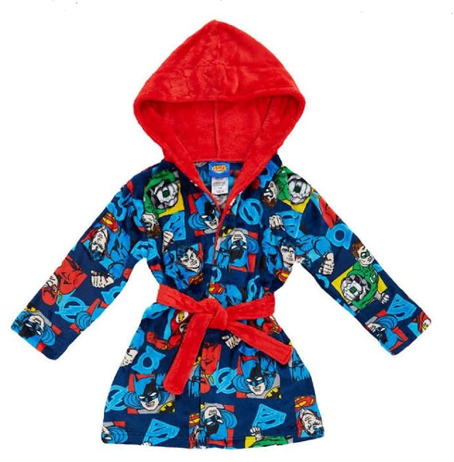 Amazon.com: Captain America Kids Dressing Gowns 2-3 Years: Clothing