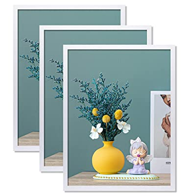 18x24 Picture Frames White Wood 18x24 Photo Frame 18 x 24 poster frame