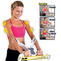 ZOMAKE Wonder Arms - Appareils bras Entraînement Équipement Avant bras Exerciceur - Arm Upper Body Workout Machine As Seen On TV