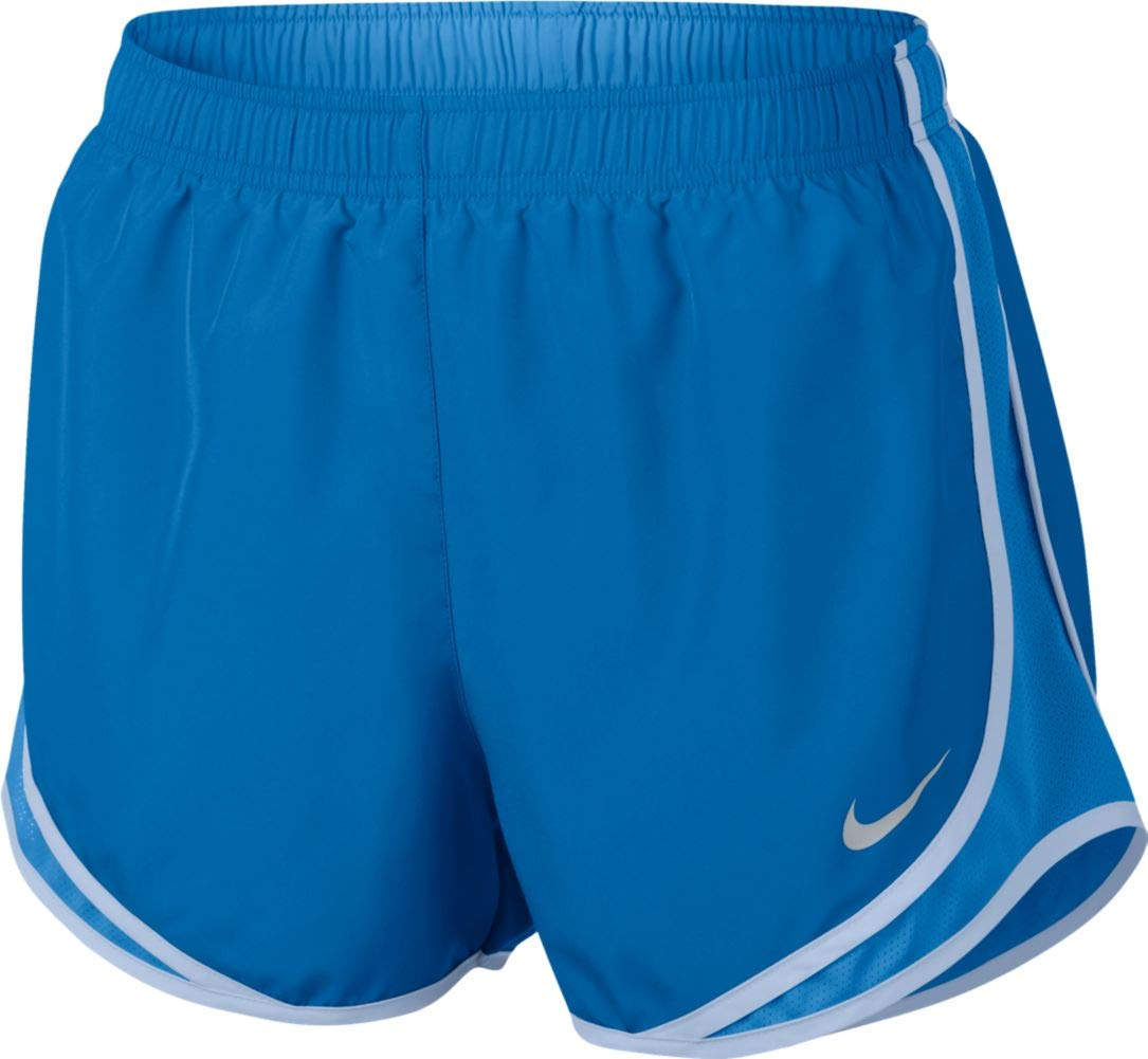 Nike Women's 3'' Dry Tempo Core Running Shorts (Small 3, Signal Blue) by Nike
