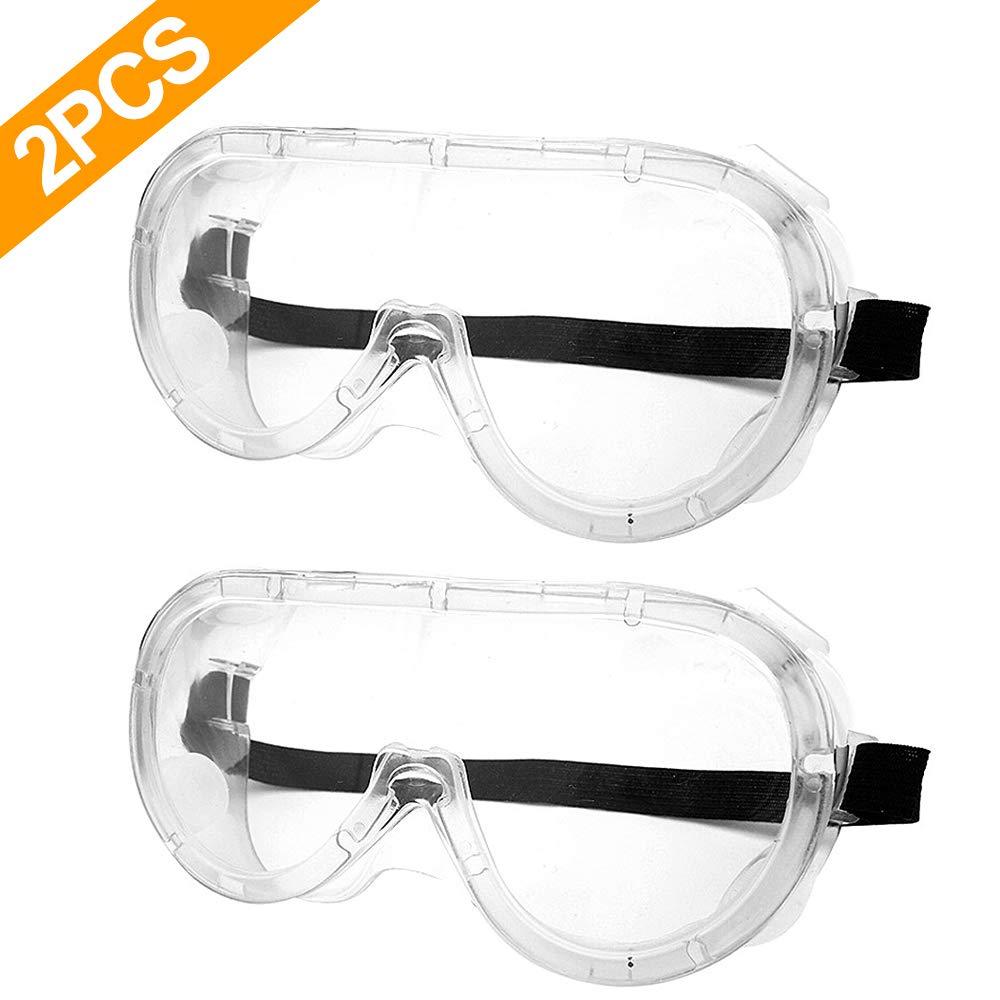PADGENE - Gafas protectoras para los ojos, protección higiénica ...