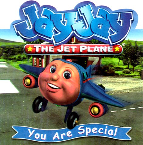 You Are Special (Jay Jay the Jet Plane (Nelson Board Books))