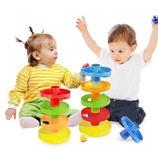 3 opinioni per Scivolo Rampa per palline | Ball Drop | gioco educativo Ideale per bambini dai 9