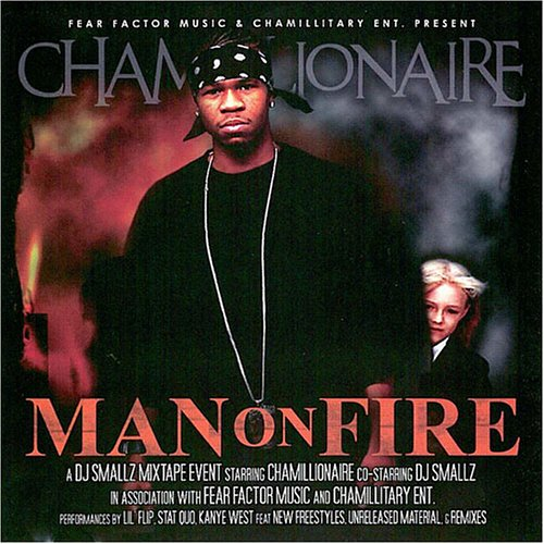 Man on Fire by Deep Distribution