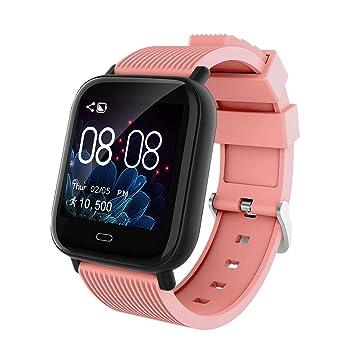Smartwatch Deporte para Hombre Mujer Impermeable Reloj ...