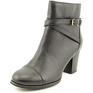 Dannie Women Black Ankle Boot