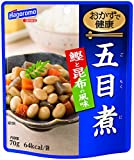Plumage side dish in health Gomoku boiled 70g (2026) X4 pieces