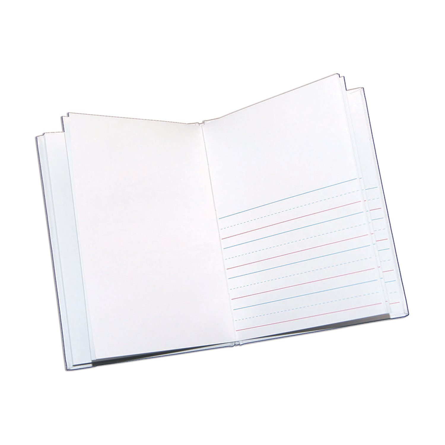 """Amazon.com: Ashley Productions Hardcover Blank Book, 6"""" x 8"""": Toys & Games"""