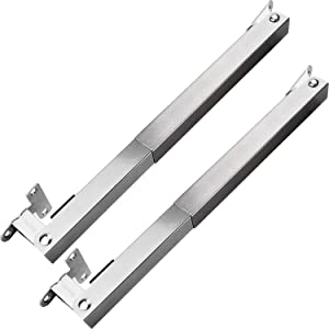 Douper 150N/22lbs Heavy Duty Gas Springs Lid Support Lid Soft Close Buffer Toy Box Hinge Chest Lid Support with Soft Close Pack of 2
