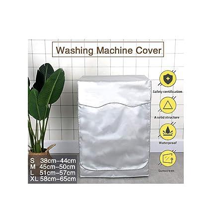 Funda para lavadora y secadora, protector solar, impermeable ...