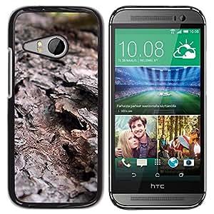 "For HTC ONE MINI 2 / M8 MINI , S-type Planta Naturaleza Forrest Flor 29"" - Arte & diseño plástico duro Fundas Cover Cubre Hard Case Cover"
