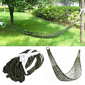trixes survival camping hammock for army travel mini nylon survival relax sleeping garden trixes survival camping hammock for army travel mini nylon      rh   amazon co uk