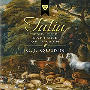 Talia and the Capture of Wrath Audiobook