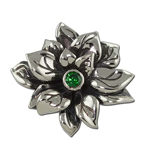 fa3e05e6202 Buy fourseven Poinsettia Flower Brooch for Men and Women | for Good Luck |  Best for Gifting Online at Low Prices in India | Amazon Jewellery Store -  Amazon. ...