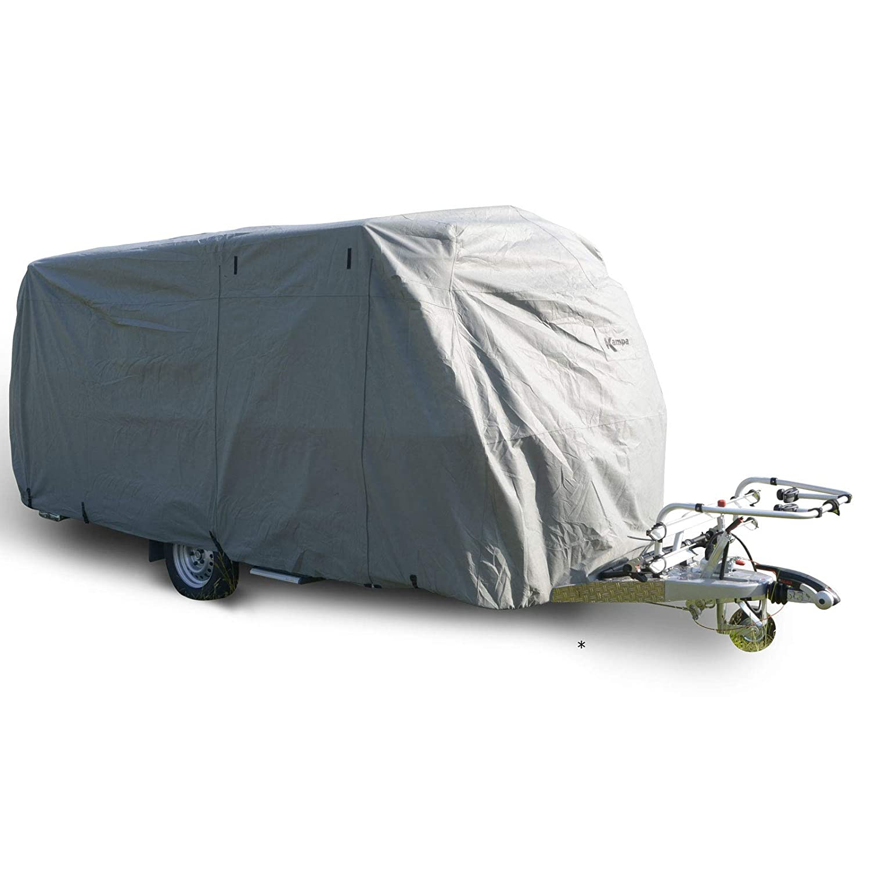 Winter-Schutzhü lle fü r Eriba Troll - Feeling Wohnwagen - Schutzhü lle Abdeckung Cover Plane Caravan Garage #11