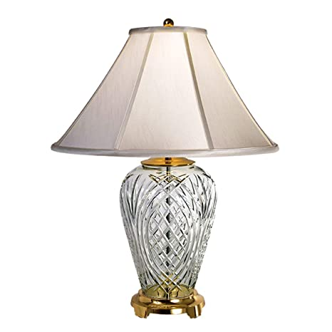 Waterford Kilkenny Table Lamp 29 Polished Brass Amazon Com