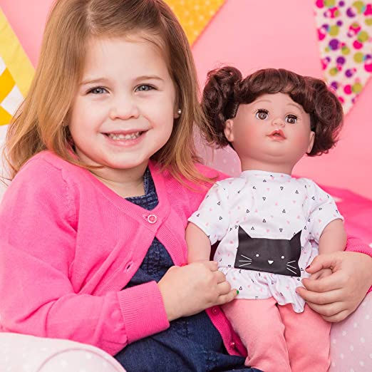 Luvabella Baby Doll DUMMY CLIP Fab baby doll Accessories ALMOST GONE!