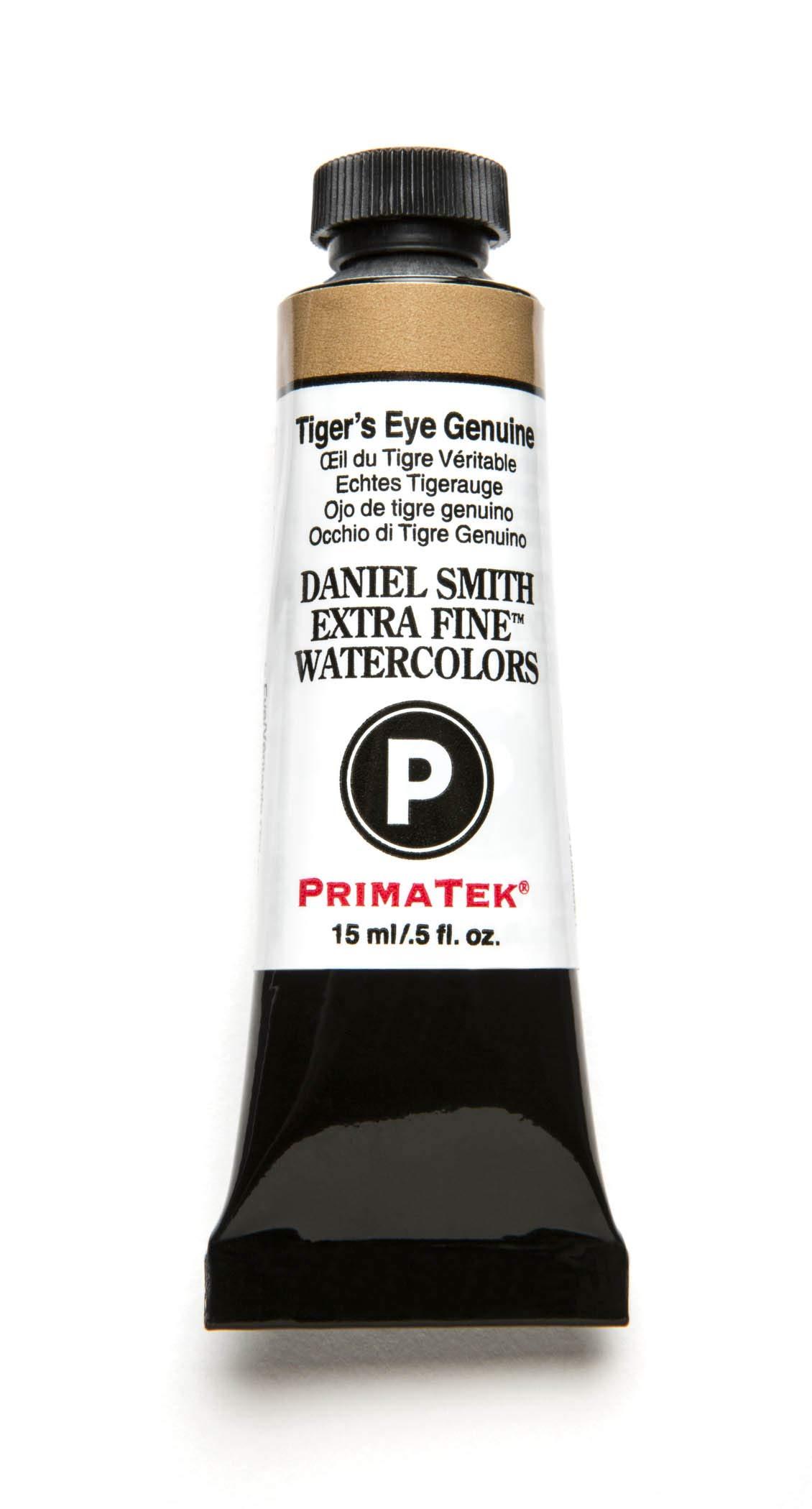 Daniel Smith Watercolour 15ml Tube (S2) - Tiger's Eye Genuine (0161)