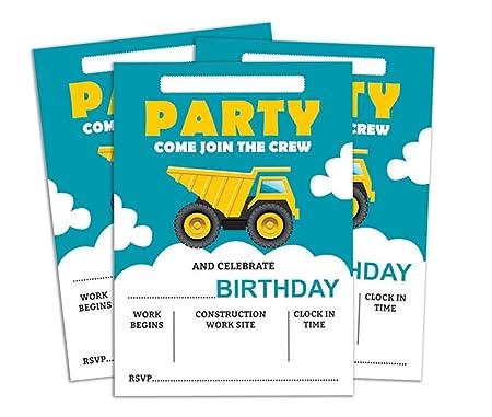Darling Souvenir Verde Tarjeta de cumpleaños Invitación 28 ...