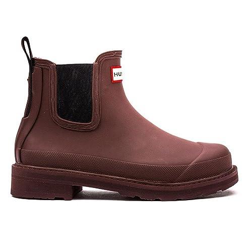 Womens Hunter Original Pulltab Lightweight Chelsea Winter Snow Boots