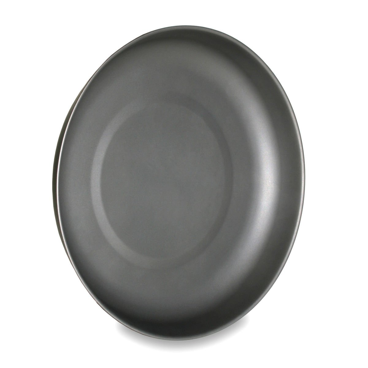 Lifeventure Titanium Plate, Colour: Steel. 9517