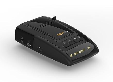 Aguri Skyway Pro gtx60 Edición Italiana – Detector Radares GPS/Radar/láser