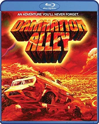 Damnation Alley (Blu-Ray): Amazon ca: Celina, Jan-Michael