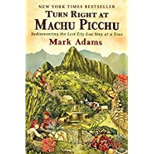 Turn Right at Machu Picchu 12-Copy Floor Display