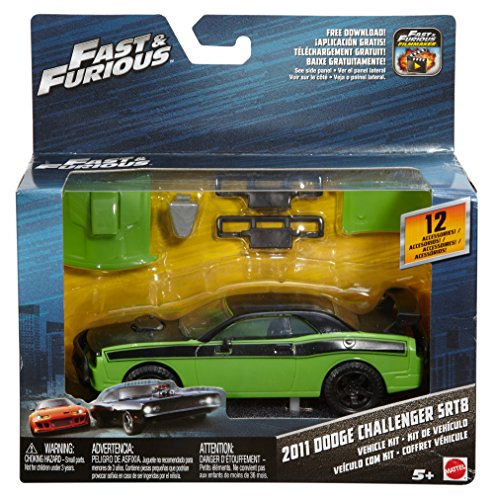 Hot Auto Wheels (Hot Wheels Fast & Furious 8 Ecl Accessory Kit)