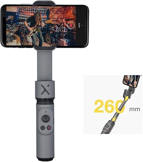 ZHIYUN Smooth-X [Offiziell] Faltbarer Smartphone Gimbal ...