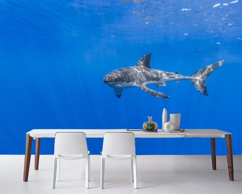 Amazon Yosot 水中世界の動物の写真の壁紙 レストランリビング