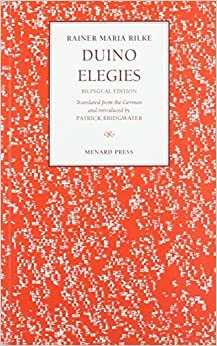 Book Duino Elegies by Rainer Rilke (1999-10-27)