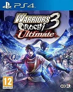 Warriors Orochi 3: Ultimate: playstation 4: Amazon.es ...