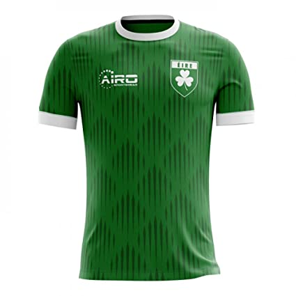 check out 6fb40 01661 Amazon.com : Airo Sportswear 2018-2019 Ireland Home Concept ...