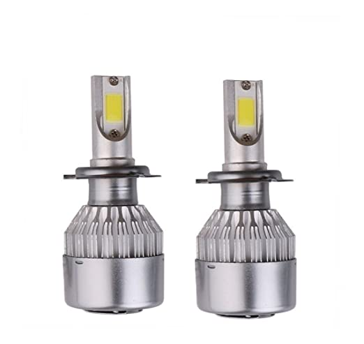 H7 LED Headlight Bulb 36 W LED Conversion Kit 3800 6000 K Waterproof LED Headlight Bulb
