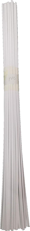 Nylon Welding Sticks Rods 80Ft. PP, Black Plastic Welding Rods PP PE ABS PVC PA