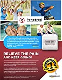 (Value Bundle) Penetrex Pain Relief Therapy :: Home & Travel Solution Contains One Large (4 Oz.) & One Travel-Ready (TSA Approved 2 Oz. Size) for On-The-Go