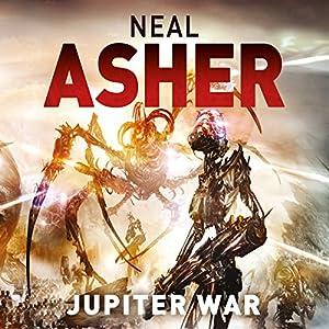 Download audiobook Jupiter War: Owner Trilogy, Book 3