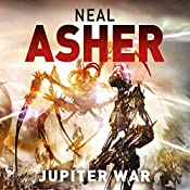 Jupiter War: Owner Trilogy, Book 3 | Neal Asher