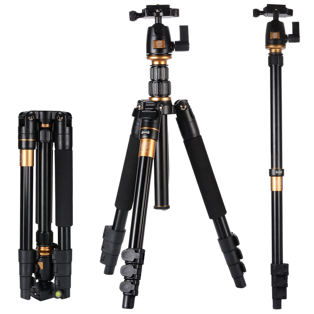 Top 20 Best Professional Tripods Reviews 2016 2017 On Flipboard By Profesional Video Tripod Kits Kingjoy Vt 2500 Xcsource Portable Magnesium Aluminium Alloy Monopod Ball Head For Dslr Slr Camera
