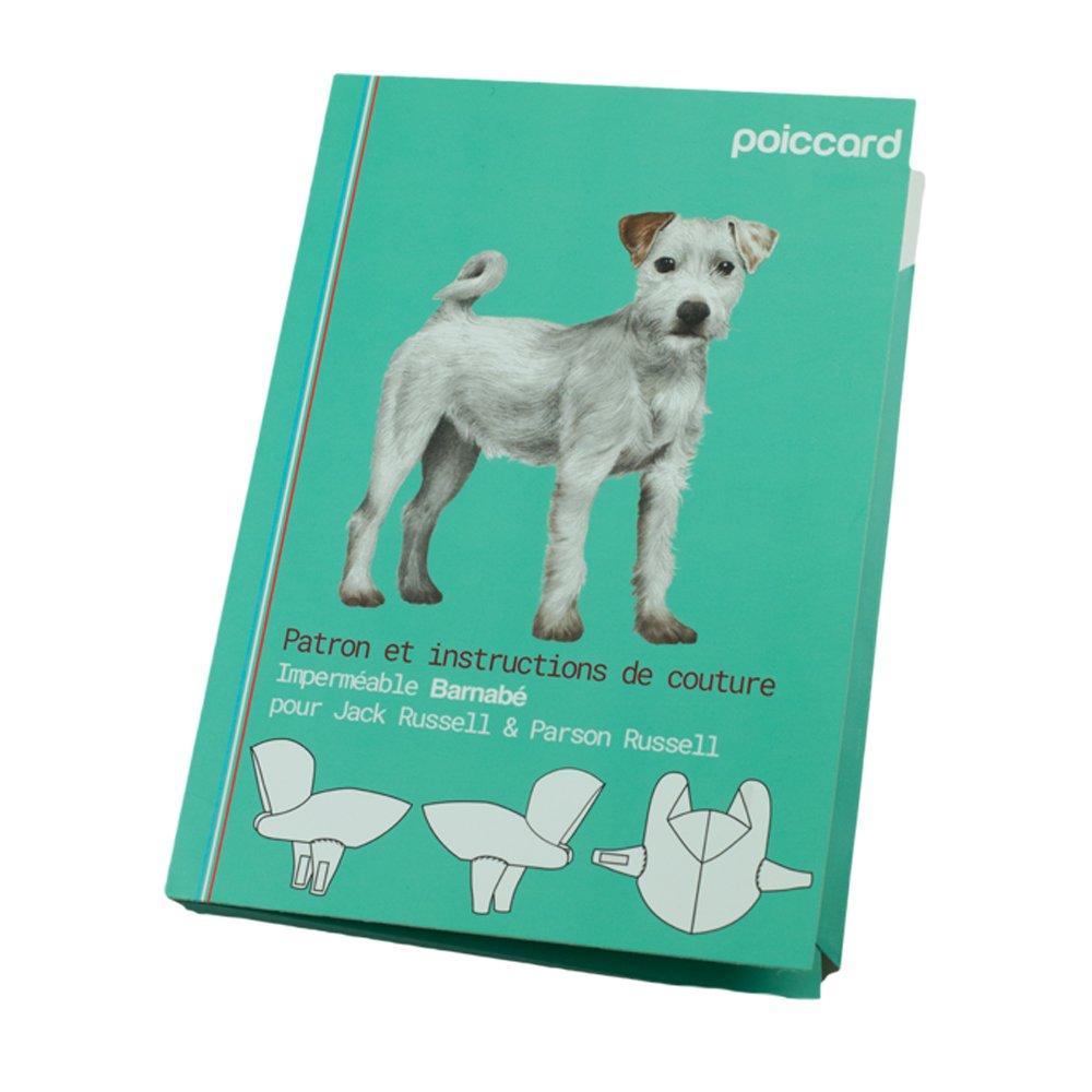 Schnittmuster und Nähanleitung Hundemantel Barnabé: Amazon.de: Haustier