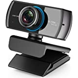Streaming Webcam 1536P/1080P Game Web cam with Mic. for Video Chatting and Recording Compatiable with Xbox One PC Laptop Support OBS XSplit Skype Facebook Twitch