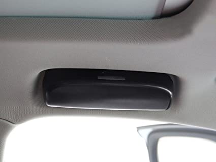 Ictronix Sonnenbrillenhalter Brillenetui Brille Fall Schwarz Für A1 A3 A4 A5 A6 A7 A8 Q3 Q5 Auto