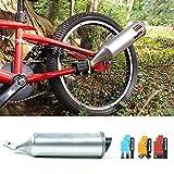 lennonsi Turbospoke Bicycle Exhaust System Motorcycle Sound Exhaust Six Kinds Of Motorcycle Wild Sound Bikes Accessories