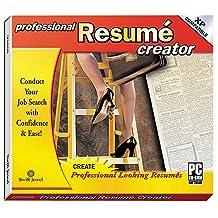 COSMI Professional Resume Plus (Windows)